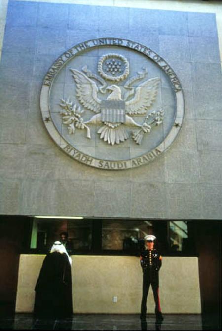 توضيح السفارة الأمريكية لإشكالات إلغاء الفيزا لبعض الطلبة المبتعثين