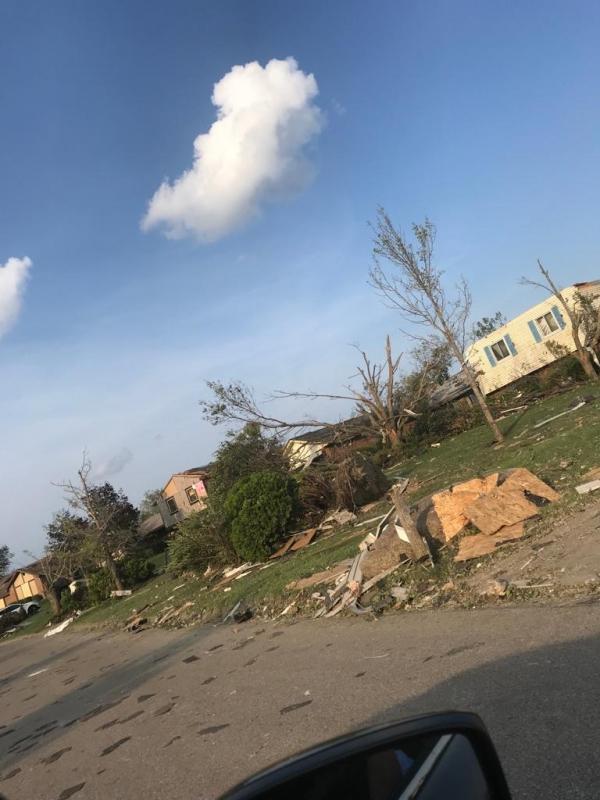 متضرري مدينة دايتون-أوهايو